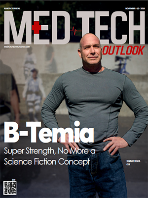 B-Temia: Super Strength, No More a Science Fiction Concept