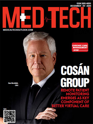 Cosán Group: Remote Patient Monitoring Emerges As Key Components Of Better Virtual Care