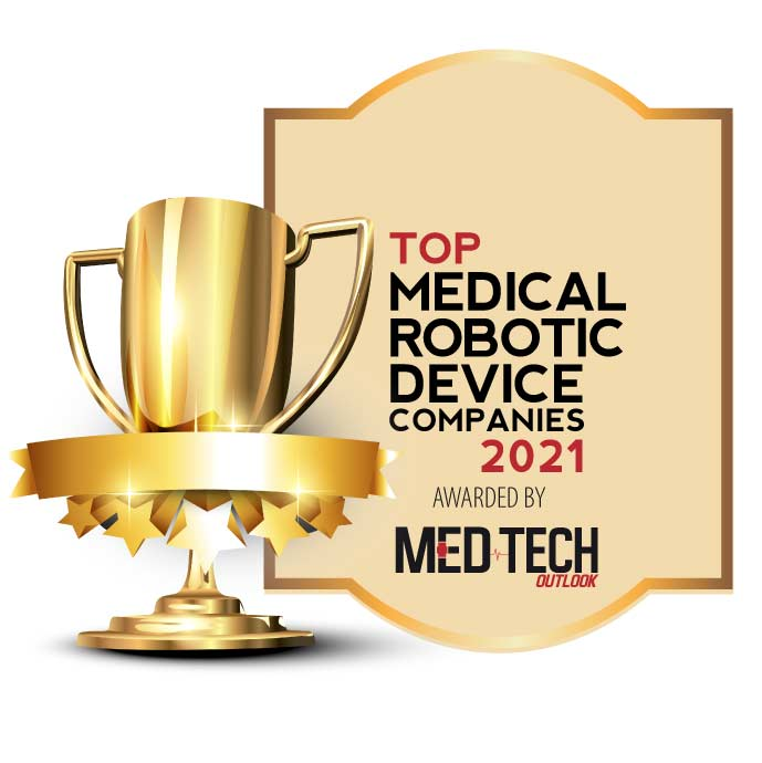 Top 10 Medical Robotics Device companies 2021