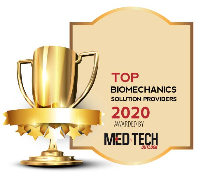 Top 10 Biomechanics Solution Companies - 2020