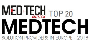 Top 20 MedTech Solution Providers in Europe - 2018