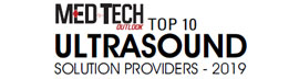 Top 10 Ultrasound Solution Providers - 2019
